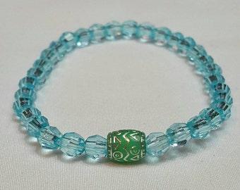 Clearwater Beaded Bracelet