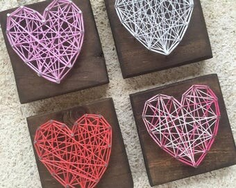 Made to Order: 3 pack mini hearts