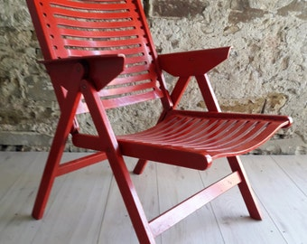 Mid century Rex chair - design Niko Kralj - MOMA