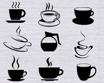 Download Coffee SVG File Bundle Coffee SVG Files Coffee SVG Bundle