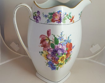 Rubian Art Pottery England Water Pitcher Melbourne