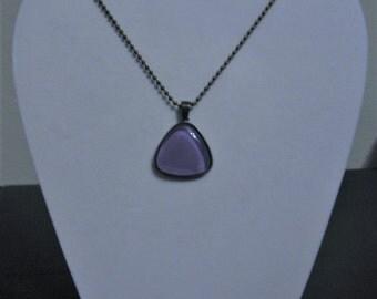 Light Purple Triangle