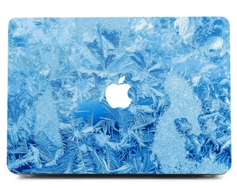 MacBook Skin, Ice Crystals Decal, Ice Crystals Macbook Sticker,Macbook Nature, Laptop Decal, Macbook Decal, Laptop Sticker, Macbook Sticker