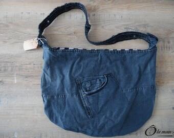 Bag in hand/large satchel Bruges - Collection Rec'Up