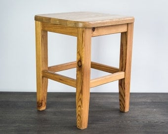 Handmade stool. wooden bench. Rustic wooden stool. : handmade wooden stools - islam-shia.org