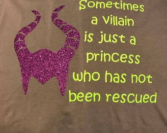 Disney Villian Shirt