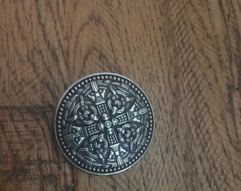 Swedish viking, jelling style brooch.