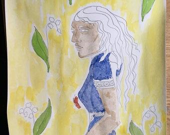 Spring Goddess 1