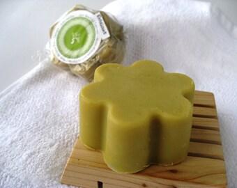 2 Moisturizing naturals chaga soaps