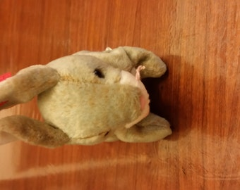 Adorable Vintage Beanie Baby Rabbit