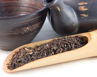 Spicy Dragon, (Traditional Spiced Chai), loose leaf tea, 75g resealable pouch, spiced black tea, Indian Tea