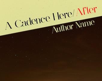 ACHA Pre-made Book Cover