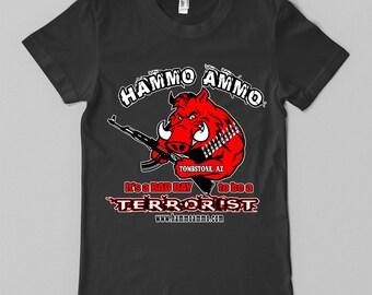 HAMMO AMMO Mens T-shirt