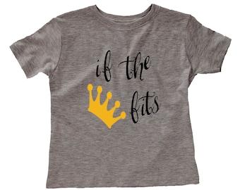 Girl Power girls casual T-shirt