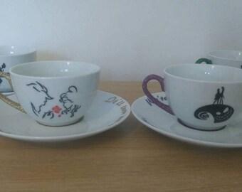 Disney Tea cup & Saucer