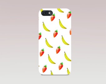 Strawberry Banana - iPhone 7/6/6s phone case