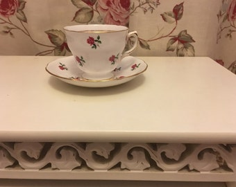 Cololough bone china cup and saucer