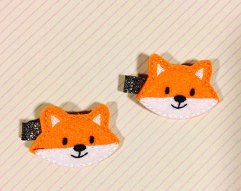 Sly Fox Hair Clips