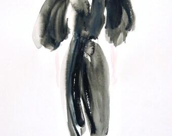 Sleeves - Fashion Illustration - Art - Painting