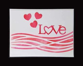 Love Valentine's Day Card 2