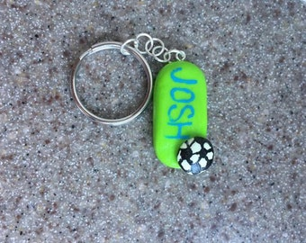 customize your own name key chain !!