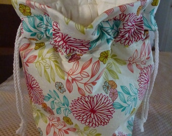 Med/Large Drawstring bag
