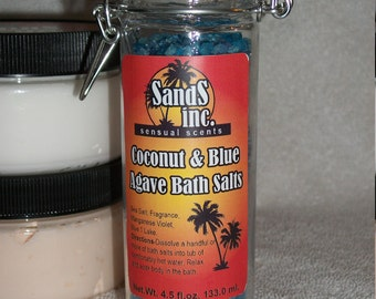 Coconut & Blue Agave