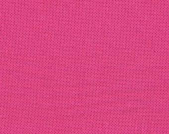 Timeless Treasures Pindot Lipstick Fabric 100% cotton SALE, polkadot fabric, pink dot fabric 1 yard