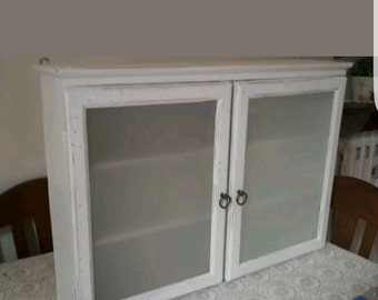 Cabinet style. most custom sizes and colors
