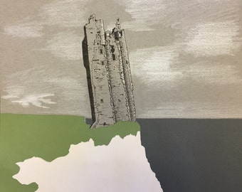 Tower on a Cliff