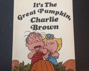 It's The Great Pumpkin, Charlie Brown Book by Charles M. Schultz