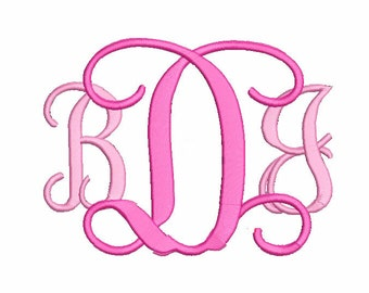 Embroidery File,Machine Monogram,Monogram Embroidery,Embroidery Monogram,Circle Font Design,Machine Embroidery,Embroidery Design,Embroidery