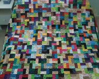 Twin Coin Quilt