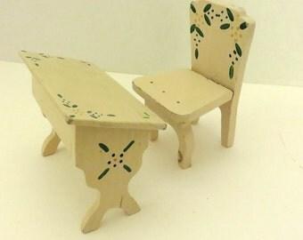 Vintage decorative desk set