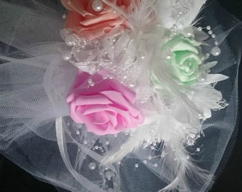 Customizable bridal bouquet