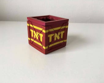 Crash Bandicoot TNT inspired Incense Burner Holder