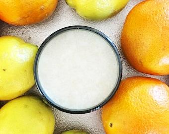 Citrus Sugar Body Scrub