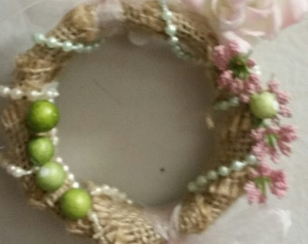 Baby pink Wreath