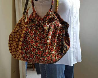 Large Hobo Bag. Purse