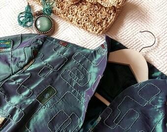 Vintage Plus Size , Vintage Splendid dress , Splendid Plus Jacket , Vintage Lux Plus Jacket ,