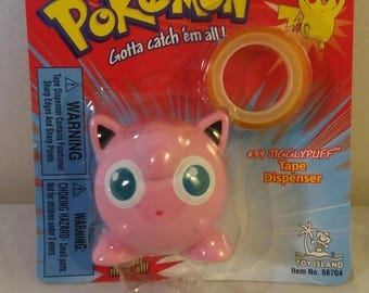 1990s Jigglypuff Tape Dispenser