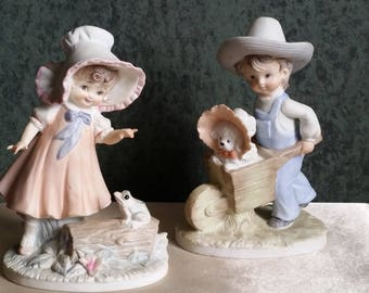 Lefton China Figurines