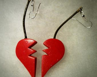 Broken Hearts, Polnareff Earrings