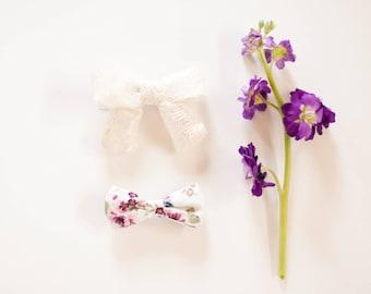 Spring Bow Set (Mia Collection)