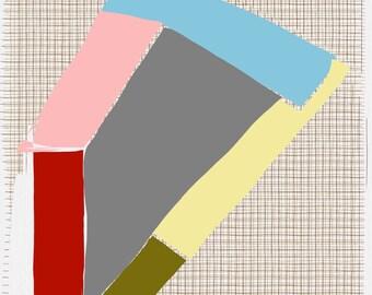 Art Book contemporary geometric digital prints # 3