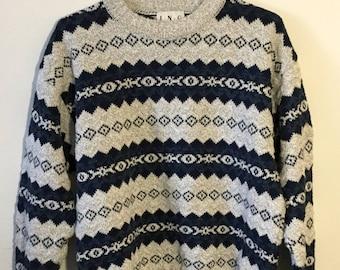 Vintage Knit I.N.C Sweater