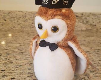2000 Wisest Owl Beanie Baby