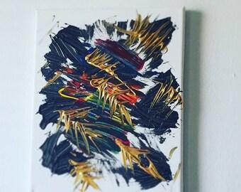 Inkblot Abstract