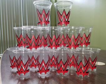 Customizable Plastic cups