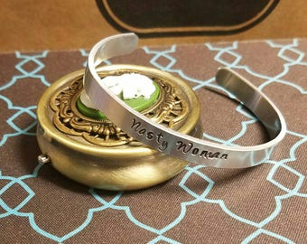 Nasty Woman bracelet